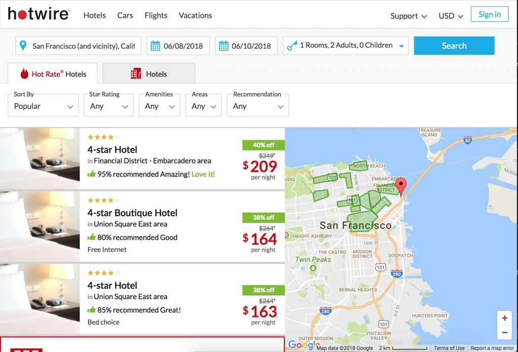 Websites For Booking Hotels