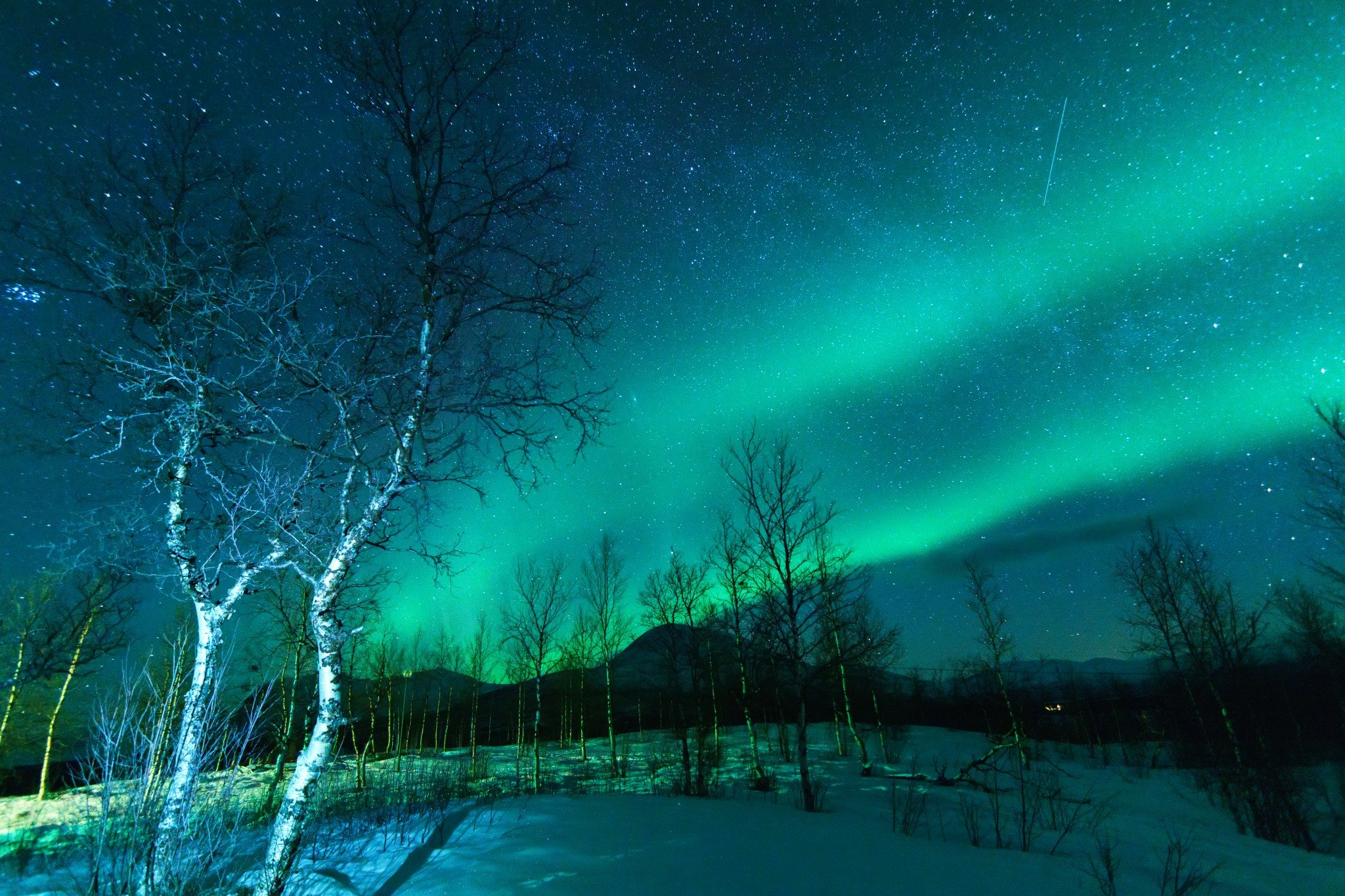 the best places to see the northern lights thrifty nomads