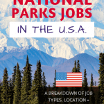 How to Find National Parks Jobs in the USA