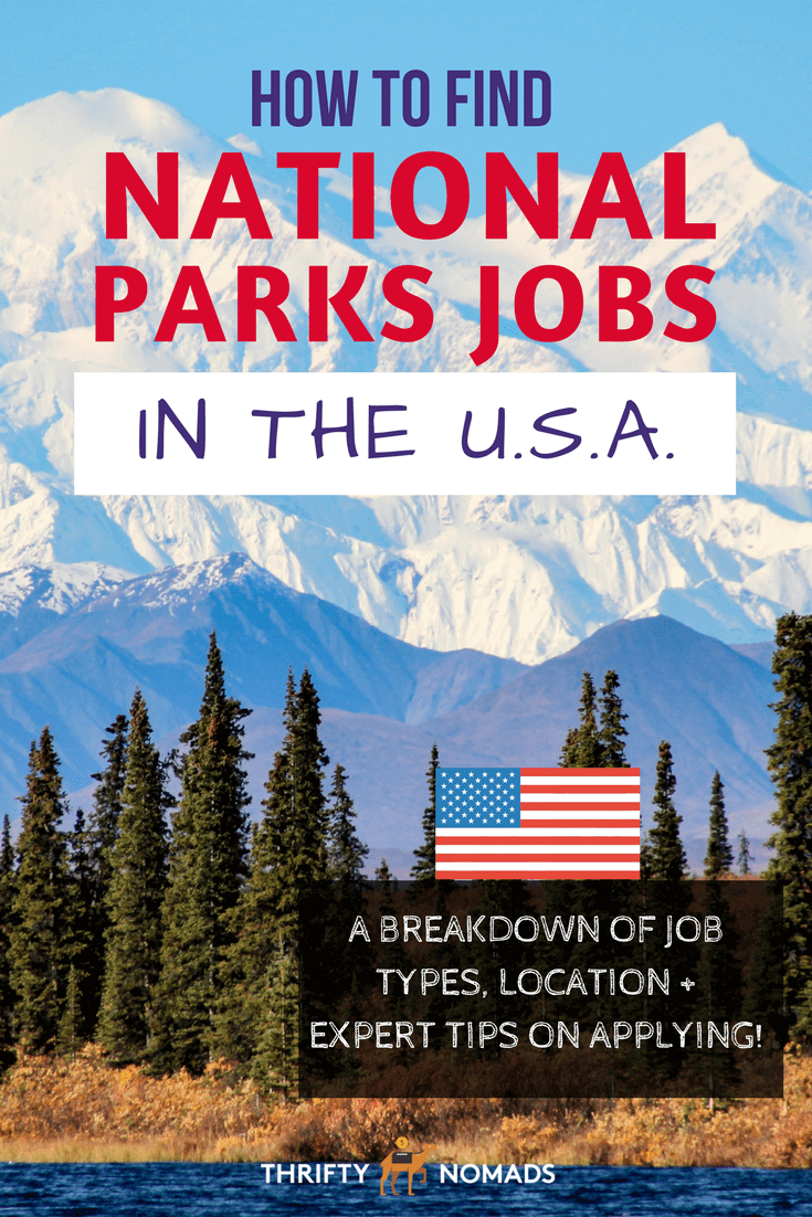 The U.S. is teeming with epic national parks and jobs within them. From leading kayak tours and serving at lodge bars, to running hikes and working hotel reception, here\'s how to find national parks jobs in the USA. #USAnationalparks #USAnationalparksmap #nationalparksjobs