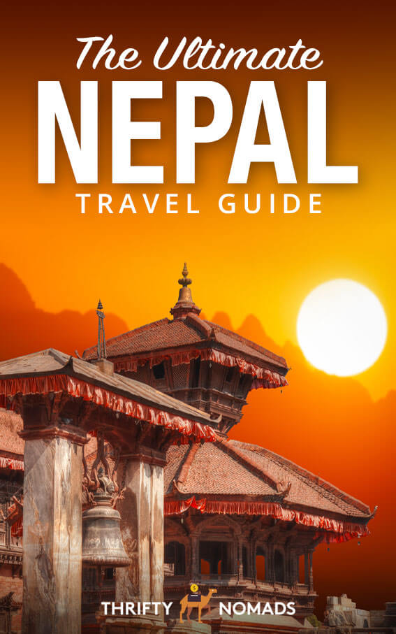 Mountains, jungles, and lush landscapes – Nepal is blessed with diverse scenery and delicious eats. Here\'s how to visit Nepal affordably. #nepal #travelnepal