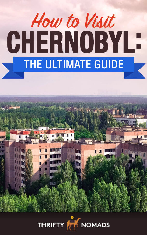 Chernobyl is an eery place frozen in time. Its chilling remnants draw travellers in the tens of thousands each year. Here\'s why, and how to visit here yourself. #chernobyl #visitchernobyl
