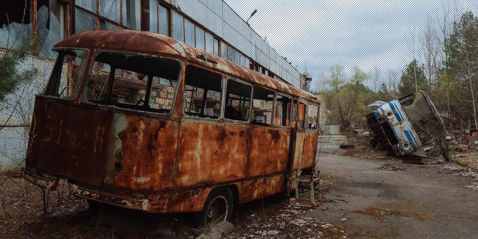 Chernobyl Private Day Tour with Lunch