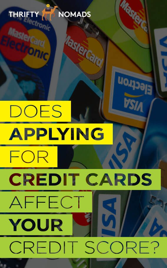 Want to rack up points for travel, but fear how credit cards will affect your credit score? Here\'s what you need to know before you start points hacking. #budgettravel #travelhacking #pointshacking