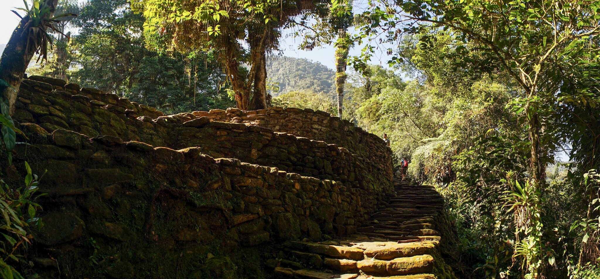 Ciudad Perdida - The Lost City, Colombia
