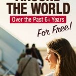 How I Flew Around The World For Free