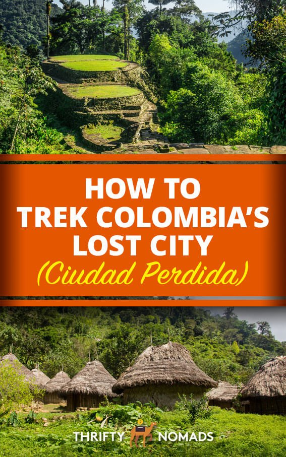 How to Trek Colombia's Lost City (Ciudad Perdida)