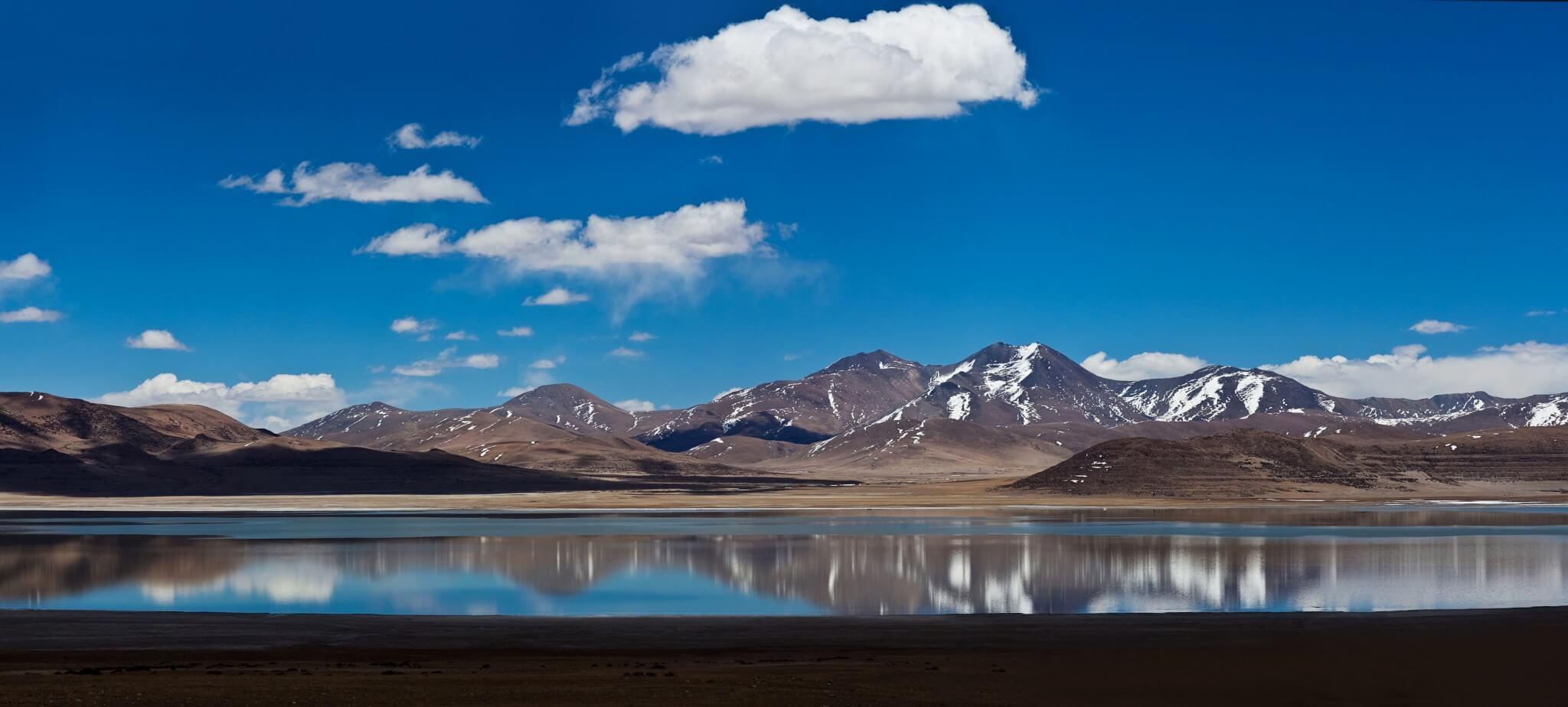 Озеро Пайку Тибет