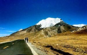 Lhasa to Everest 8 Day Tour
