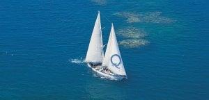Cairns Great Barrier Reef Green Island Sailing Tour