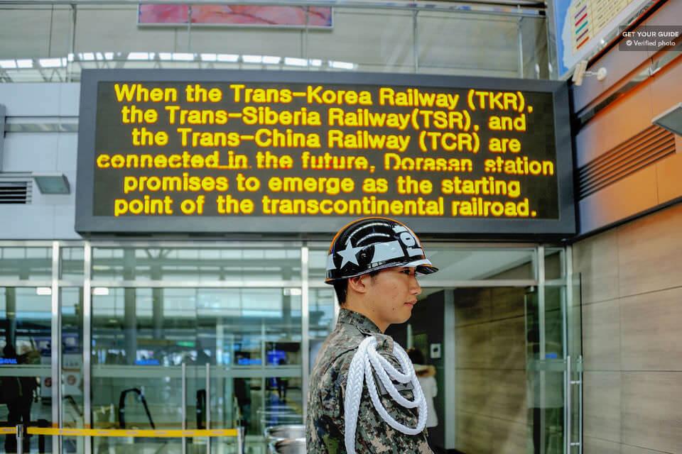 Seoul NLL DMZ Tour