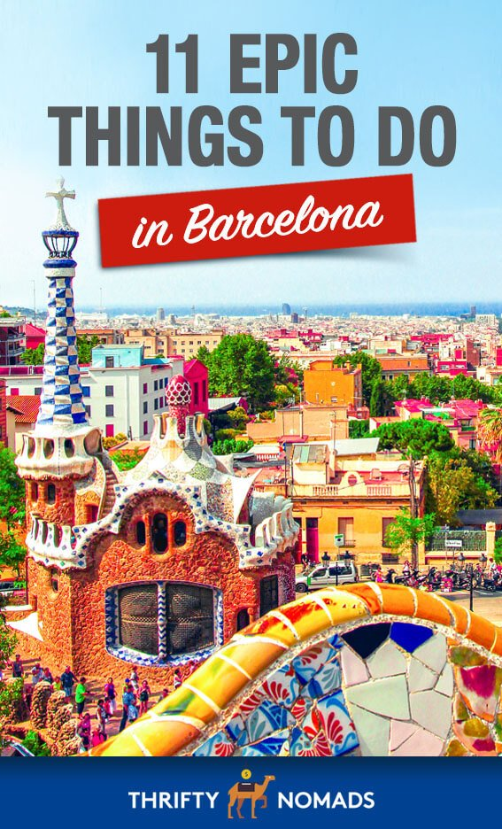 11 Epic Things to Do in Barcelona