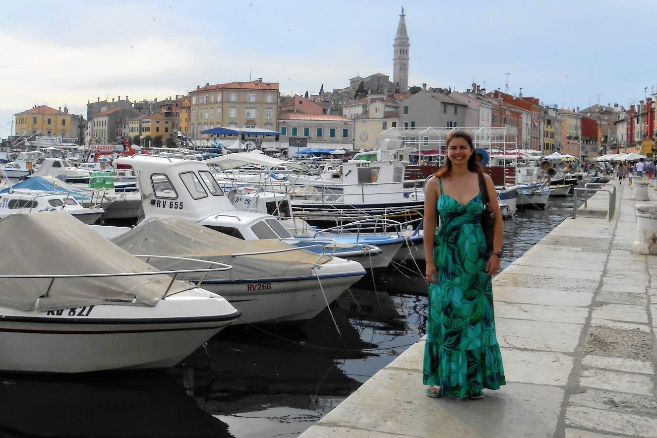 Rovinj Croatia through Chase Sapphire Preferred