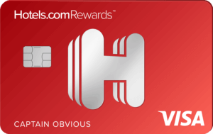 Hotels.com Rewards Visa